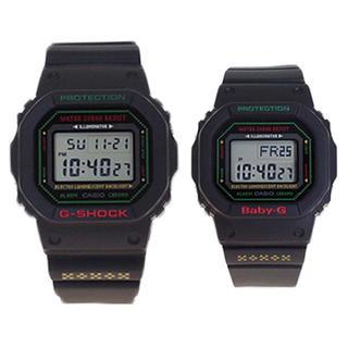 カシオ(CASIO)のCASIO 腕時計 ラバーズコレクション ペアウォッチ メンズ レディース(腕時計(デジタル))