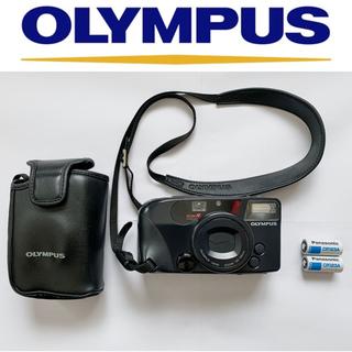 オリンパス(OLYMPUS)のOLYMPUS IZM220 PANORAMA ZOOM(フィルムカメラ)