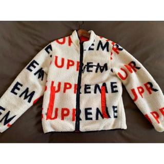 Supreme - [美品]シュプリーム フリース Mサイズ  supreme