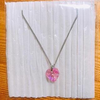 スワロフスキー(SWAROVSKI)の新品 ハンドメイド スワロフスキーネックレス(ネックレス)