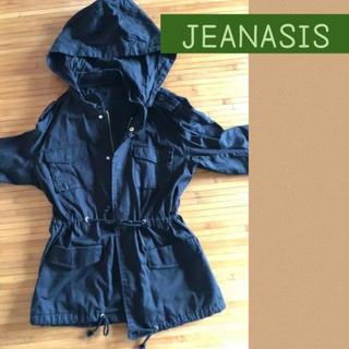 ジーナシス(JEANASIS)のJAENASIS ジャンパー 薄手コート(ブルゾン)
