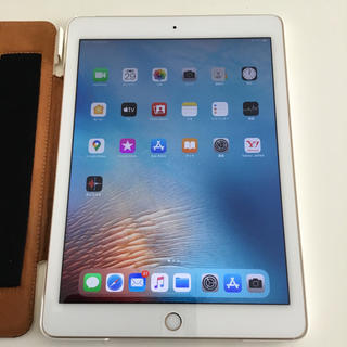 Apple - iPad Air 2 WIFIタイプ 16GB  ゴールド A1566