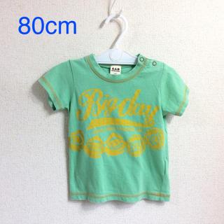 エーアーベー(eaB)のエーアーベー 80cm 男の子Tシャツ(b80-20)(Tシャツ)