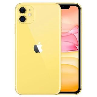 iPhone - 【新品未開封】iPhone 11 イエロー 128 GB SIMフリー