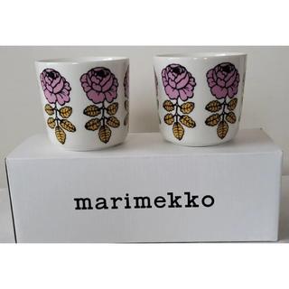 marimekko - マリメッコ  ヴィヒキルース  ラテマグ