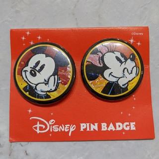 ディズニー(Disney)の非売品 ディズニー 缶バッジ ピンバッジ(バッジ/ピンバッジ)