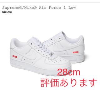 Supreme - Supreme × Nike Air Force 1 Low 28センチ