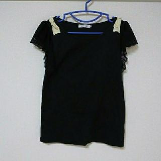 クチュールブローチ(Couture Brooch)のクチュールブローチ カットソー(カットソー(半袖/袖なし))