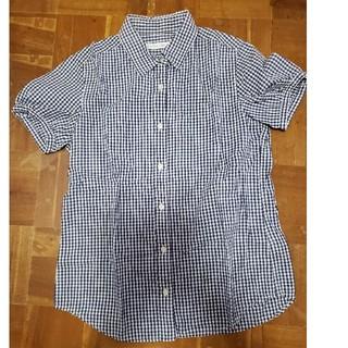 ローリーズファーム(LOWRYS FARM)のローリーズファーム チェックシャツ(シャツ/ブラウス(半袖/袖なし))