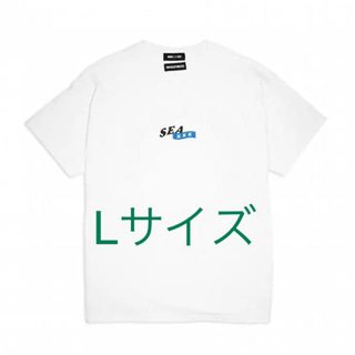 SEA - wind and sea × GOD SELECTION Tシャツ