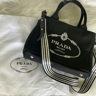 プラダ カナパ ブラック Mサイズ