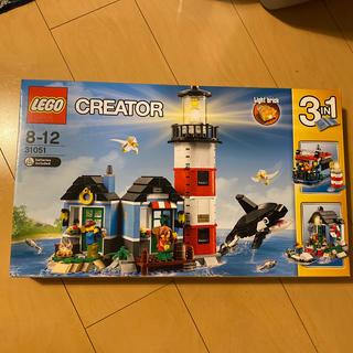 レゴ(Lego)の新品未開封 レゴ クリエイター 灯台 31051 (知育玩具)