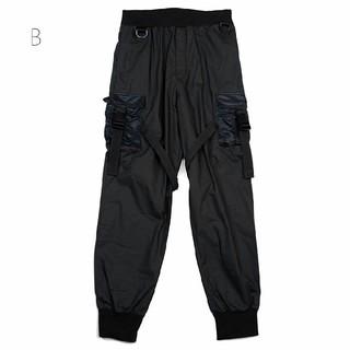 ミルクボーイ(MILKBOY)のMILKboy  SOLDIER PANTS  黒(カジュアルパンツ)
