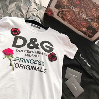 ドルチェアンドガッバーナ(DOLCE&GABBANA)のドルガバ Tシャツ DOLCE&GABBANA(Tシャツ(半袖/袖なし))