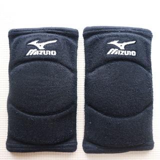 MIZUNO - ミズノ/バレーボール/肘サポーター/ヒジ/MIZUNO/メンズ レディース 黒