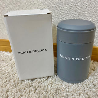 DEAN & DELUCA - 新品 DEAN&DELUCA スープジャー グレー 保冷保温スープポットお弁当箱