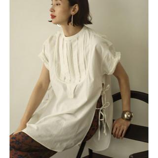 TODAYFUL - todayful    Halfsleeve Dress Shirts  タグ付