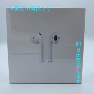 Apple - Apple AirPods 第2世代 新品 未使用 (エアポッド)国内正規品