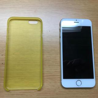 iPhone - iPhone 6s au 16GB 感動品バッテリー100%  送料着払い
