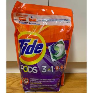☆お買い得☆TideのPODS 衣料用洗剤