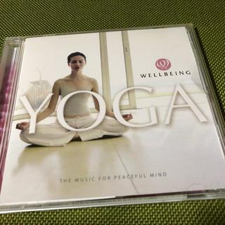YOGA ヨガ CD(ヒーリング/ニューエイジ)
