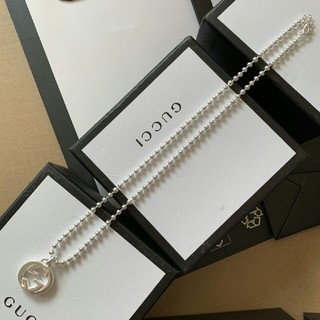 Gucci - GUCCI ネックレス 付属品完備
