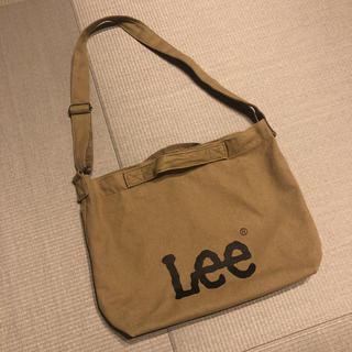 リー(Lee)のlee 2way トートバッグ(ショルダーバッグ)