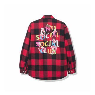 アンチ(ANTI)のASSC アンチソーシャルソーシャルクラブ  M 20ss (Tシャツ/カットソー(半袖/袖なし))