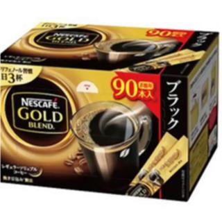 Nestle - ネスレ ネスカフェ ゴールドブレンドスティック 1箱(2g×90本)