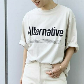 Plage - 新品タグ付【JANE SMITH】 SP ALTERNETIVE Tシャツ