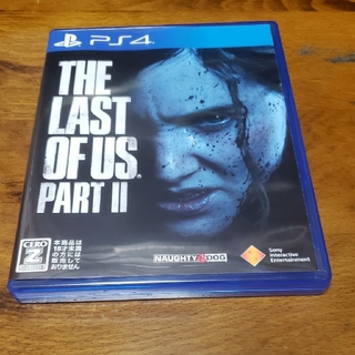 PlayStation4 - The Last of Us Part II(ラストオブアス パートII)