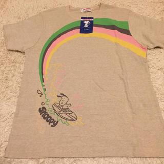 familiar - ファミリア スヌーピー  TシャツS