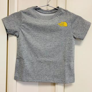 THE NORTH FACE - 新品 ノースフェイス Tシャツ カットソー キッズ 100サイズ グレー
