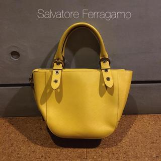 Salvatore Ferragamo - Salvatore Ferragamo/サルヴァトーレフェラガモ トートバッグ