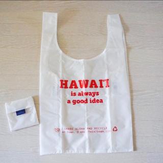 DEUXIEME CLASSE - エコバッグ baggu  Hawaii white