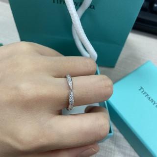 Tiffany & Co. - ♥ティファニーTiffany&Co★ 指輪リング キラキラ レディース 14号