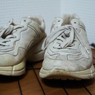 グッチ(Gucci)のgucci rython sneaker 【us10(28.0cm)】(スニーカー)