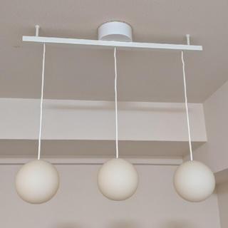 ムジルシリョウヒン(MUJI (無印良品))の無印良品 シリコーンライト(天井照明)