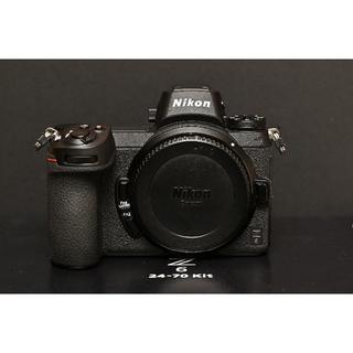ニコン(Nikon)のかん様専用 美品!2020年3月購入!Nikon Z6ボディ(ミラーレス一眼)