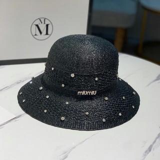 miumiu - オススメ! 2020 miumiuミュウミュウ 帽子