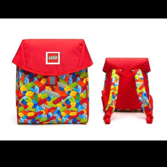 Lego(レゴ)のレゴ リュックサック キッズ/ベビー/マタニティのこども用バッグ(リュックサック)の商品写真