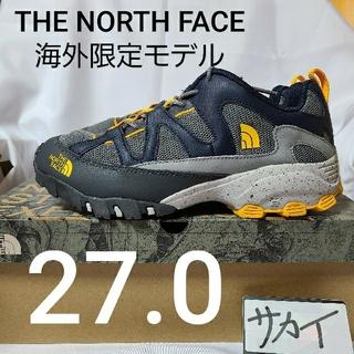 THE NORTH FACE - 『海外限定モデル・美品』NORTH FACE ノースフェイス トレイルシューズ