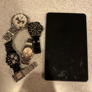 タブレット 時計 ジャンク品(その他)