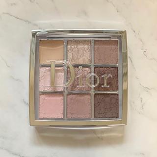 クリスチャンディオール(Christian Dior)のディオール バックステージ アイパレット 002 クール(アイシャドウ)