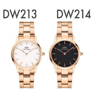 Daniel Wellington - 新作ペア【28㎜】ダニエルウェリントン腕時計DW213+DW214《3年保証付》