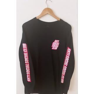 アンチ(ANTI)のアンチソーシャルソーシャルクラブ/ロンT(Tシャツ/カットソー(七分/長袖))