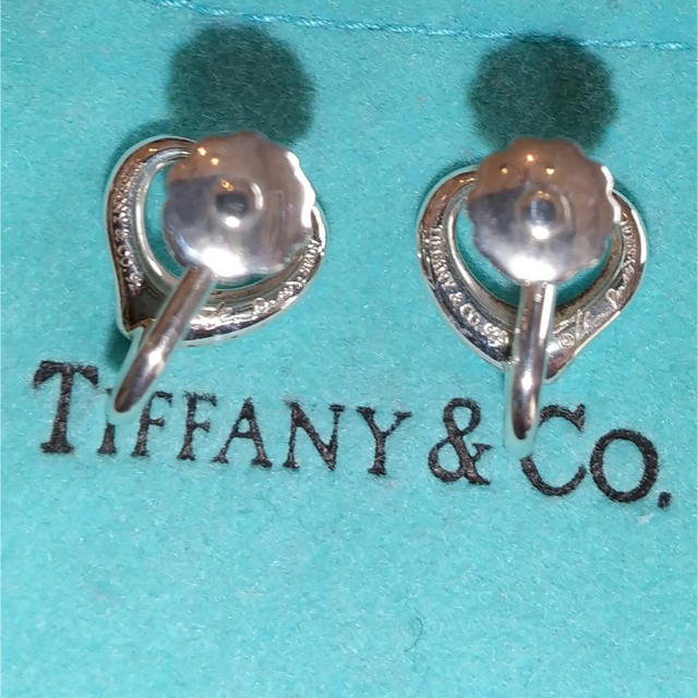 Tiffany & Co.(ティファニー)のティファニー シルバー イヤリング レディースのアクセサリー(イヤリング)の商品写真