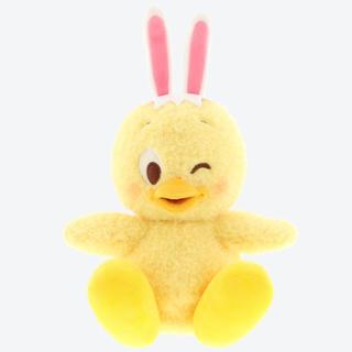 Disney - 【新品未使用】ディズニー うさピヨ ハンドパペット