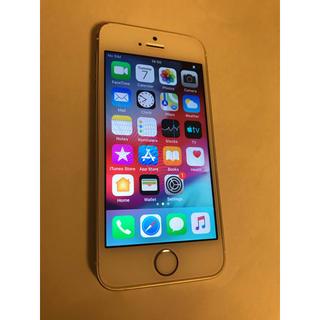 iPhone - iphone 5s ゴールド/ シム プリー