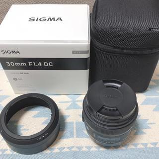 シグマ(SIGMA)の専用 SIGMA 30mm f1.4(レンズ(単焦点))
